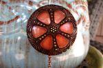 copper pinwheel close